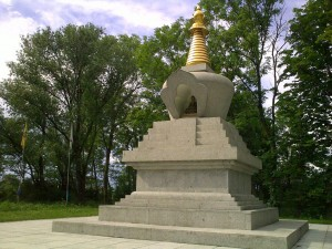Stupa of Miracles, Kuchary